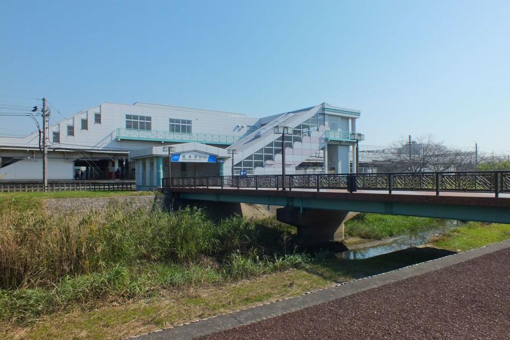 東武鷲宮駅