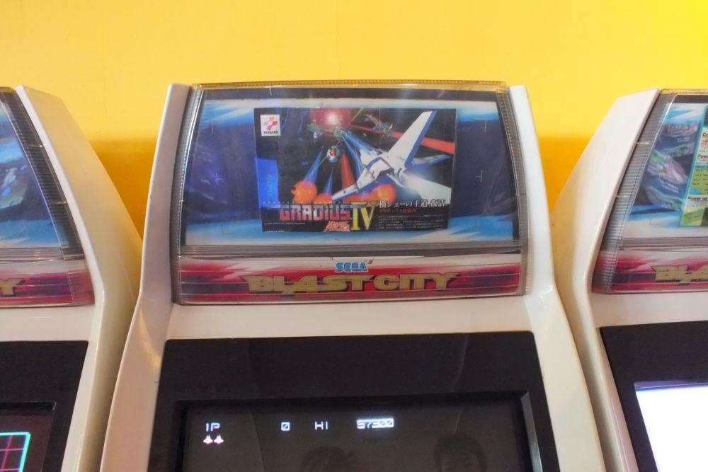 ビデオゲームミュージアムロボット007