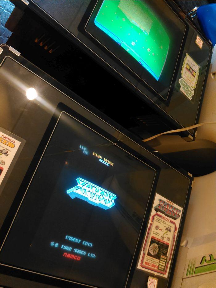 ビデオゲームミュージアムロボット008